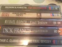 5 x Audio Books - Cassette tapes