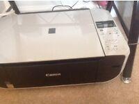Cannon printer scanner
