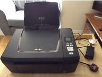Black Advent AW10 printer