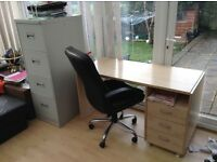Complete home office set - bargain!!!