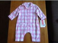 Mamas and Papas baby girls pj's, brand new with tags, 3-6 months