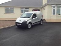 2011 Peugeot Bipper 1.4 HDi 8v S Panel Van ++++ Used as a car ++++