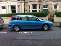 Peugeot 206sw ***SPARES OR REPAIRS***