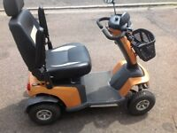 Van OS Galaxy Mobility Scooter 8mph