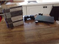 Play Station 2 with 16 Games and 1 controller for £30!!!!