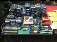 joblot of masonry drill bits