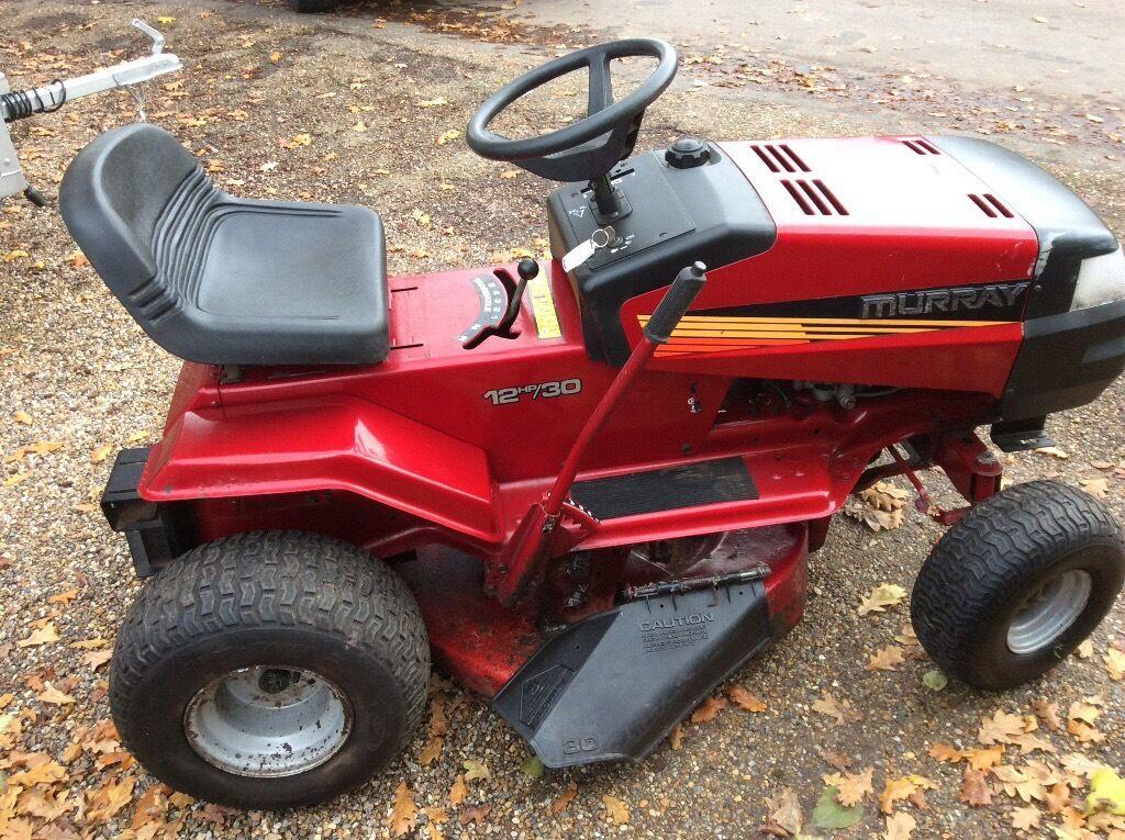 Murray Garden Tractor : Murray ride on lawn mower in norwich norfolk gumtree