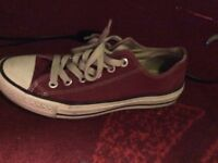Converce size 5 worn but loads of life left in them £7