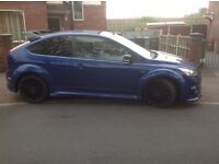 Ford Focus st Rs replica