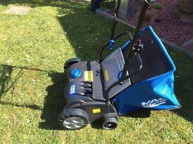 Macallister mrs 1400 lawn scarifier and raker