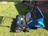 Macallister mrs 1400 lawn scarifier and raker