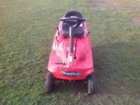 Ride on grass cutter