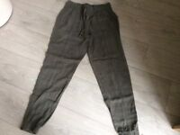 Ladies brand new next trousers size uk 10