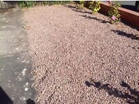 FREE stone decorative aggregate / stone chippings