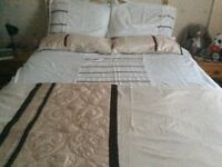 Double Bed , Mattress And Duvet Sets