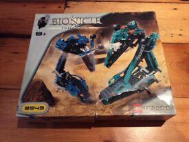Lego technic Bionicle tarakava / ref 8549