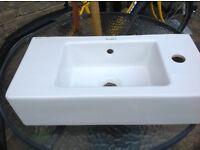 Durvit Vero Handrise basin Sink