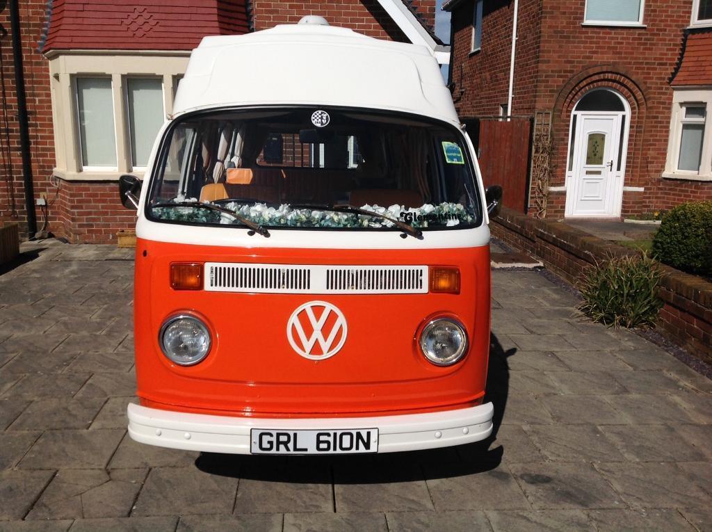 VW 1975 T2 Bay Camper Van   in Blackpool, Lancashire   Gumtree