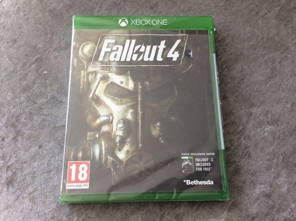 Xbox one - fallout 4 - unopened | in Brighton, East Sussex | Gumtree