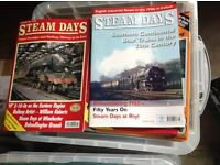 Steam Days magazine collection