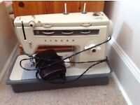 Singer Sewing Machine - Model 514 - Good Working Condition