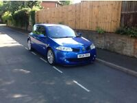 Renault megane sport 225 cup with lux pack face lift