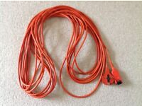 Flymo cable - 15m in length.