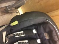 Brittax iso fix duo car seat baby child