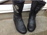 Sidi motor bike boots