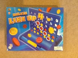 Board Game Brand New 'Line Up 4' (connect 4)
