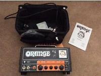 Orange Jim Root Terror 15watt amp head