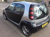 Smart ForFour 2005