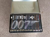 James Bond Special Edition 20 disc DVD box set - in collector's tin