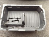 Under-boot Storage tray for Nissan Juke