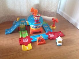 Vtech Toot Toot airport. Excellent condition