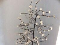 Beautiful Lamp/free standings light up tree