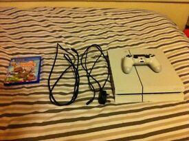 500gb Sony PS4 + Littlebigplanet 3