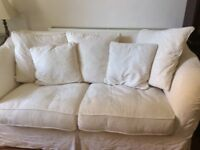 Lovely comfy sofa (sofa bed)
