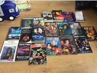 19 Star Trek books