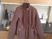 Ladies Anna-rose jacket, colour copper, size 14, unworn, still has tags, £20