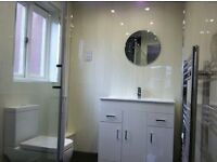 Wet walls for bathrooms and kitchens 5mm and 10mm panels