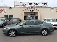 2010 Honda Accord EX-L, Navi, Leather, Sunroof, WE APPROVE ALL C