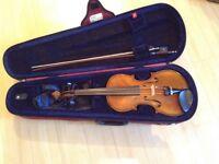 Stentor half size student II violin