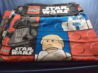 Lego Star Wars single duvet cover