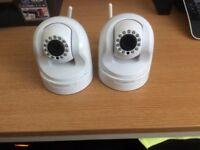 Foscam security ip cameras