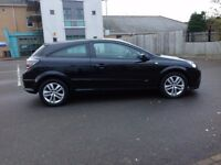 2009 Vauxhall Astra 1.6 i 16v SXi Sport Hatch 3dr,Full Service History, P/X WELCOME