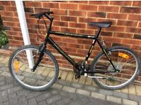 Men's or boys bike in excellent condition 18 gears aluminium frame no time wasters please.