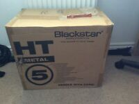 Blackstar HT5R Metal Valve Amp For Sale with Box.