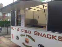 Burger van / catering trailer
