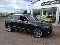 60 plate Q5. 3.0 TDI S-Line. Special Edition.